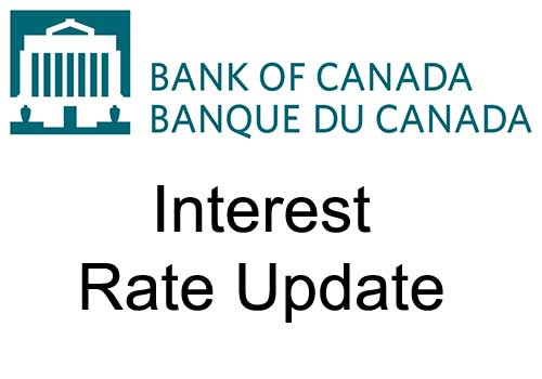 Bank of Canada maintains commitment to current level of policy rate, continues program of quantitative easing